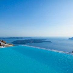 Отель La Maltese Estate, Buddha-Bar Beach Santorini бассейн