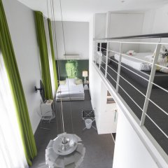 Отель Room Mate Laura Испания, Мадрид - отзывы, цены и фото номеров - забронировать отель Room Mate Laura онлайн в номере фото 2
