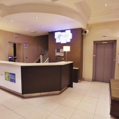 Отель Holiday Inn Express London Victoria спа