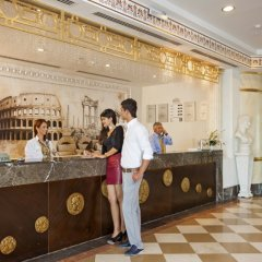 Отель Roma Beach Resort & Spa Сиде интерьер отеля фото 3