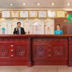 Отель Victory Saigon Hotel Вьетнам, Хошимин - отзывы, цены и фото номеров - забронировать отель Victory Saigon Hotel онлайн интерьер отеля