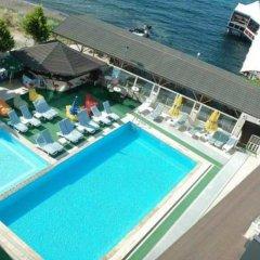 Club Rose Bay Hotel Турция, Helvaci - отзывы, цены и фото номеров - забронировать отель Club Rose Bay Hotel онлайн бассейн фото 2