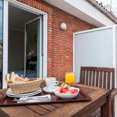Отель Exe Mitre Барселона балкон