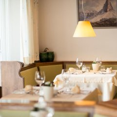 Hotel Landhaus Innerhofer Сцена питание