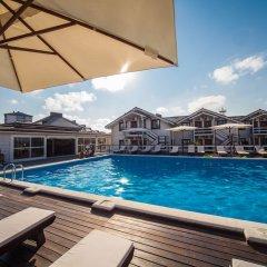 Гостиница Del Mare в Анапе отзывы, цены и фото номеров - забронировать гостиницу Del Mare онлайн Анапа бассейн фото 3