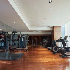 Отель Fu Rong Ge Hotel Китай, Сиань - отзывы, цены и фото номеров - забронировать отель Fu Rong Ge Hotel онлайн фитнесс-зал фото 4