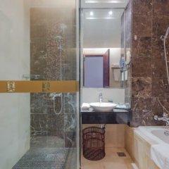 Отель Meiga Hotel Китай, Чжуншань - отзывы, цены и фото номеров - забронировать отель Meiga Hotel онлайн ванная фото 2