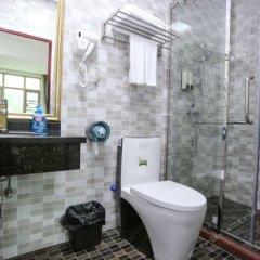 Отель Shanqing Shuixiu Inn ванная