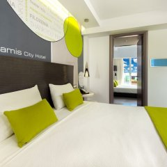 Отель Smartline Semiramis City Родос