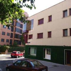 Отель A&Z Javier Cabrini парковка