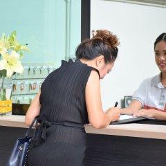 Отель Annex Lumpini Bangkok Таиланд, Бангкок - отзывы, цены и фото номеров - забронировать отель Annex Lumpini Bangkok онлайн интерьер отеля