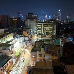 Отель Thanh Thuong Guesthouse балкон