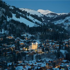 Отель Gstaad Palace фото 14