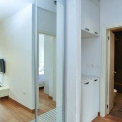 Отель Blue coast Apartments Черногория, Будва - отзывы, цены и фото номеров - забронировать отель Blue coast Apartments онлайн ванная фото 2