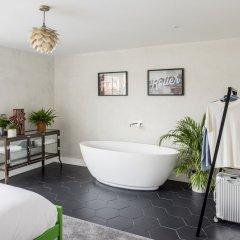 Отель The Lanes Residence Великобритания, Брайтон - отзывы, цены и фото номеров - забронировать отель The Lanes Residence онлайн ванная фото 2