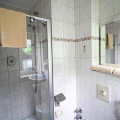 Отель Jagerhof ванная фото 2