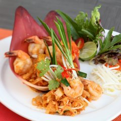 Отель La Flora Resort Patong питание фото 3