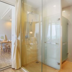 Отель Baan Plai Haad by Favstay Паттайя ванная