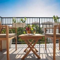 Отель Twelve Черногория, Будва - отзывы, цены и фото номеров - забронировать отель Twelve онлайн балкон