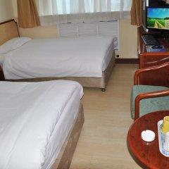 Отель Hejia Inn Beijing Anwai комната для гостей фото 4
