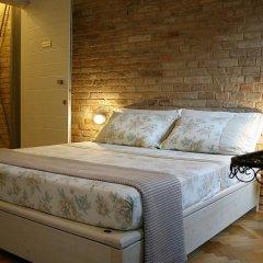 Отель B&B Santomaro Sea-Loft Чивитанова-Марке комната для гостей