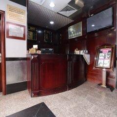Отель OYO 247 Host Palace hotel apartment ОАЭ, Шарджа - отзывы, цены и фото номеров - забронировать отель OYO 247 Host Palace hotel apartment онлайн интерьер отеля