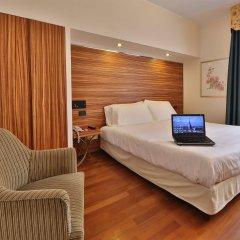Отель Best Western Hotel Piemontese Италия, Турин - 1 отзыв об отеле, цены и фото номеров - забронировать отель Best Western Hotel Piemontese онлайн комната для гостей фото 5