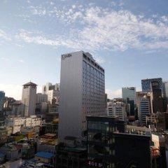 Отель Solaria Nishitetsu Hotel Seoul Myeongdong Южная Корея, Сеул - 1 отзыв об отеле, цены и фото номеров - забронировать отель Solaria Nishitetsu Hotel Seoul Myeongdong онлайн