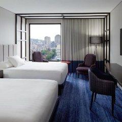 Отель DoubleTree by Hilton Montreal Канада, Монреаль - отзывы, цены и фото номеров - забронировать отель DoubleTree by Hilton Montreal онлайн комната для гостей фото 3
