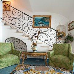 Отель Conca DOro Италия, Позитано - отзывы, цены и фото номеров - забронировать отель Conca DOro онлайн интерьер отеля фото 3