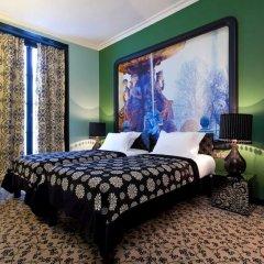 Отель Fontaines Du Luxembourg Париж комната для гостей фото 5