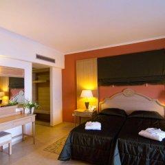 Отель The Kresten Royal Villas & Spa Греция, Родос - отзывы, цены и фото номеров - забронировать отель The Kresten Royal Villas & Spa онлайн комната для гостей фото 4