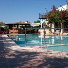 Meldi Hotel Турция, Калкан - отзывы, цены и фото номеров - забронировать отель Meldi Hotel онлайн бассейн фото 3