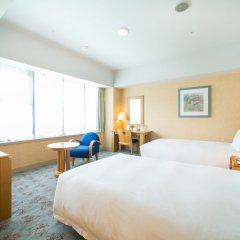 Отель Hyatt Regency Fukuoka Хаката комната для гостей фото 5
