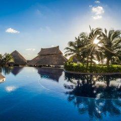 Отель Fiesta Americana Condesa Cancun - Все включено Мексика, Канкун - отзывы, цены и фото номеров - забронировать отель Fiesta Americana Condesa Cancun - Все включено онлайн бассейн