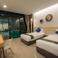 Отель Goodnight Phuket Villa комната для гостей фото 3
