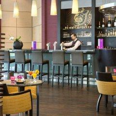 Отель Crowne Plaza Brussels Airport гостиничный бар