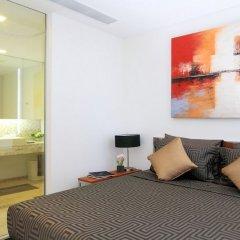 Отель The Heights Penthouse Seaview 3 Bedroom A2 пляж Ката комната для гостей фото 5