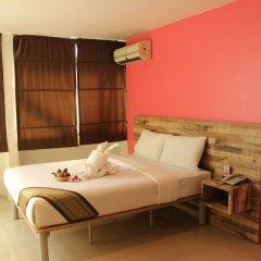 Отель Must Sea Бангкок комната для гостей фото 5