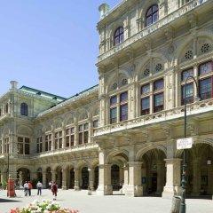 Отель Novotel Wien City Вена городской автобус