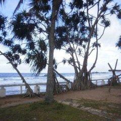 Hotel Lanka Super Corals пляж