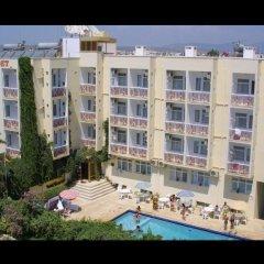 Saadet Турция, Алтинкум - 1 отзыв об отеле, цены и фото номеров - забронировать отель Saadet онлайн балкон