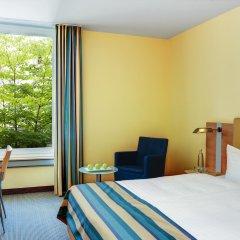 Отель IntercityHotel Düsseldorf комната для гостей фото 6