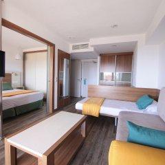 Отель Sandos Benidorm Suites Испания, Бенидорм - отзывы, цены и фото номеров - забронировать отель Sandos Benidorm Suites онлайн комната для гостей