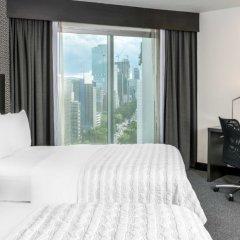 Отель Embassy Suites Mexico City Reforma Мехико удобства в номере