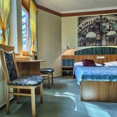 Hotel Babylon Либерец комната для гостей фото 3