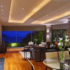 Апартаменты Aspasia Kata Luxury Resort Apartment пляж Ката Яй интерьер отеля
