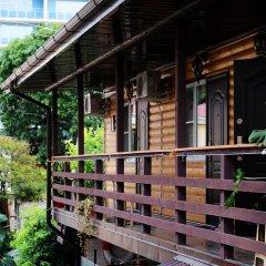 Гостиница Хостел Сочи в Сочи 1 отзыв об отеле, цены и фото номеров - забронировать гостиницу Хостел Сочи онлайн балкон