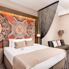 Hotel Moments Budapest комната для гостей фото 5