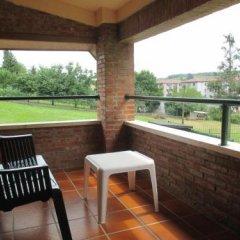 Отель Ler- Argi Испания, Урньета - отзывы, цены и фото номеров - забронировать отель Ler- Argi онлайн балкон